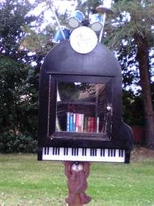 Library Retaken Closer